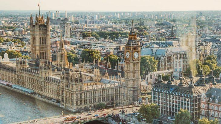 ロンドンに行ってきた話
